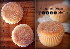 How To Make Cinnamon Sugar Donut Muffins | The WHOot
