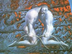 """ Æthereal Encounter "" ~ Akâsh Dhåãm ∆The Æthereal Abode∆ Artwork Credit ""The Warriors by ArtMaster Sabin Balasa"" __()__ Love Se Lever, The Doors Of Perception, Art Database, Romanticism, Animation Film, Mythology, Photo Art, Fine Art, Cartoon"