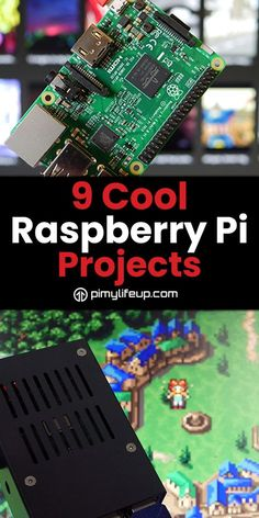 9 Cool Raspberry Pi projects that you need to check out.- 9 Cool Raspberry Pi projects that you need to check out. 9 Cool Raspberry Pi projects that you need to check out. Electronics Projects, Computer Projects, Electrical Projects, Diy Electronics, Raspberry Pi Computer, Linux Raspberry Pi, Rasberry Pi, Windows 98, Projetos Raspberry Pi