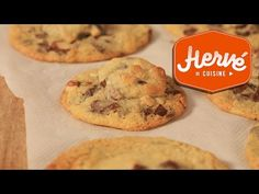 Recette de Cookies fourrés aux Oréos - HerveCuisine.com Cookies Fourrés, Cookies Et Biscuits, Cheesecake Oreo, Cooking Cookies, Macarons, Desserts, Food, Cooker Recipes, Oreo Shake