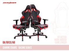 New Cool Chair Red color RV131NR.#gaming #gamer #games #gamedev #indiedev #xbox #reflex #gta