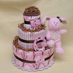 Diaper cake inspiration