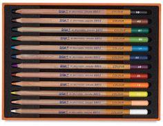 Bruynzeel Design Colored Pencils