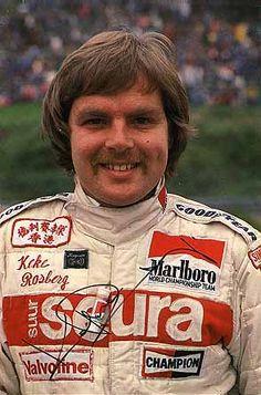 Keke Rosberg 1982
