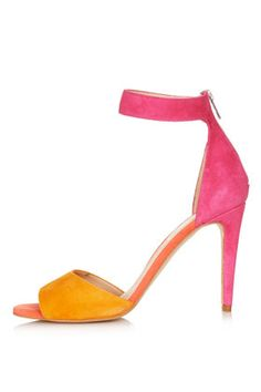 Gorgeous style and colors but I don't pull off the ankle strap well