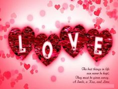 Finest valentines day texts to produce every day special. Let your own valentine feel love by sending romantic text messages intended for valentines day Cute Love Wallpapers, Love Quotes Wallpaper, Images Wallpaper, Quote Backgrounds, Beautiful Wallpaper, Heart Wallpaper, Wallpaper Downloads, Disney Wallpaper, Mobile Wallpaper