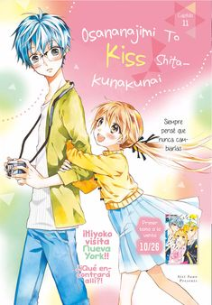 Osananajimi To Kiss Shitakunakunai Capitulo 11 Pagina 1 Cargar Imagenes 10
