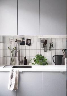 10 minimalist kitche