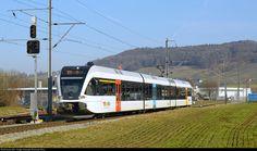 Net Photo: 526 796 Thurbo GTW at Weinfelden, Switzerland by Reinhard Reiss Location Map, Photo Location, Swiss Railways, Reiss, Locomotive, Community, Paths, Iron, Locs