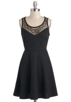 Necklace Best Thing Dress, #ModCloth