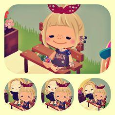 D E U N - Ameba pigg - Princess♥