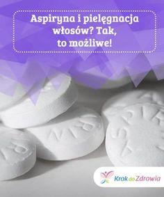 Aspiryna i #pielęgnacja włosów? Tak, to możliwe! #Skład chemiczny różnych leków, w tym także i #aspiryny znakomicie predestynuje je także do leczenia włosów pomagając niszczyć grzyby mogące powodować łupież. #Aspiryna stymuluje również #lepsze krążenie krwi w skórze głowy. Health And Beauty, Hair Beauty, Humor, Fitness, Ideas, Wax, Humour, Funny Photos, Funny Humor