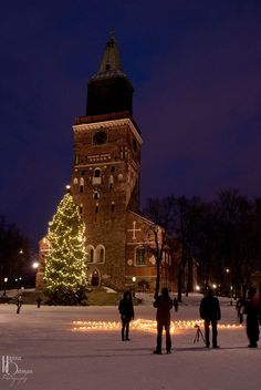 Turku Cathedral by Hanna Östman, via 500px