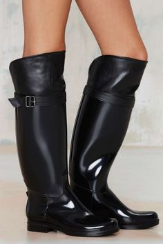 Cold Feet Patent Rain Boot - Boots + Booties | Sale: Newly Added | Sale: 20% Off | Boots