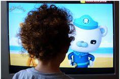 Crescere due gemelli: Come e quando far vedere la televisione ai bambini...