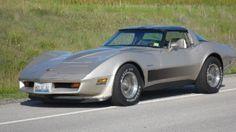 1982 Chevrolet Corvette Collector Edition-Last of the C3 Model