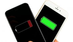 All rechargeable batteries lose their effectiveness over time and sadly the battery for your iPhone is no exception. As the battery gets older Apple Iphone 6, New Iphone, Iphone 5s, Solar Battery, Portable Battery, Mobiles, Batterie Iphone, Ios, Smartphone