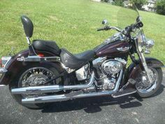 Used 2007 Harley-Davidson FLSTN - Softail Deluxe Motorcycles For Sale in Ohio,OH. 2007 Harley-Davidson FLSTN - Softail Deluxe, A REAL BARGAIN!!! CALL AHEAD TO SEE 614-444-1600 FROM WIDE WHITEWALL TO WIDE WHITEWALL, EVERY DETAIL IS GRAND SCALE. There's something to be said for subtlety. But this is neither the time, nor the place. The Deluxe is a nostalgic fastball to yesteryear that doesn't skimp on a thing. From wide whitewall to wide whitewall, every detail is grand scale. Take the new…