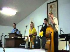 The group Journey Home performing at the Cedar Bluff Community Baptist Church during the June 2012 Singing. The CBCBC is located at 9914 Hall Dr, Knoxville, . Southern Gospel Music, Music Videos, Singing, June