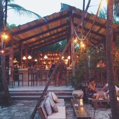 Gitano restaurant in Tulum, Mexico. The best tacos I've ever had, awesome ambience, great crew of people.