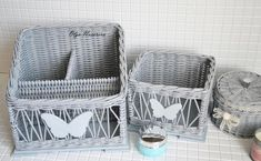 Fotos de Olga Nosareva Paper Basket, Hamper, Photo Wall, Home Decor, Recycled Crafts, Paper Envelopes, Tejidos, Weaving, Pictures
