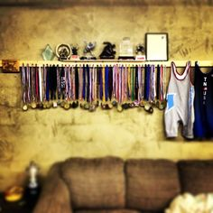 Amateur Wrestling Photos — My wrestling wall (all highschool) Wrestling Workout, Wrestling Quotes, Wrestling Wwe, Trophy Display, Award Display, Grad Gifts, Man Room, Sports Mom, Room Themes