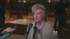 Trump Taps Pro-Wrestling Magnate Linda McMahon As Small Biz Chief