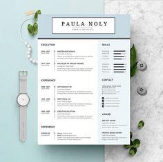 Beautiful Resume Designs For Your Inspiration  Resume Template