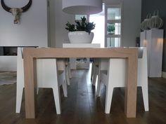 JvD interieur tafel