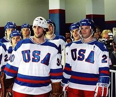 The Mighty Ducks, Miracle, Remember the Titans, Glory Road and Cool Runnings are on our list of top 5 favorite Disney sports movies. Olympic Hockey, Usa Hockey, Hockey Goalie, Hockey Teams, Hockey Players, Hockey Stuff, Olympic Games, Great Films, Good Movies