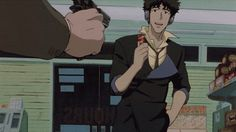 Surprise (Cowboy Bebop) I miss this anime...