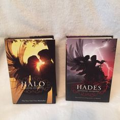 For Sale: Halo And Hades Books Series for $17