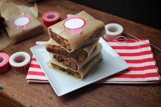 Chocolate Chunk Blondies // shutterbean