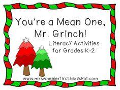 Mrs. Wheeler's First Grade Tidbits: Christmas Around the World and Freebies!
