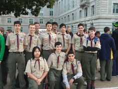 Long Valley Boy Scout Troop 236 Attends STEM Jamboree At Naval Academy - http://www.mypaperonline.com/long-valley-boy-scout-troop-236-attends-stem-jamboree-at-naval-academy.html