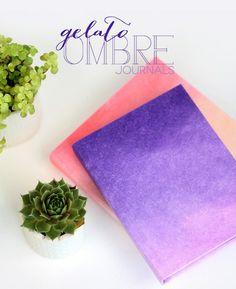 Ombre Journals