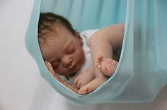 *REBORN NEWBORN BABY BOY* SOLD OUT LILIAN BY LEGLER DIMPLES & WRINKLES NURSERY*