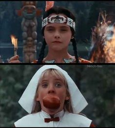 Wednesday gets the TRUE meaning of holidays. | 18 Times Wednesday Addams Was The Hero Young Girls Needed