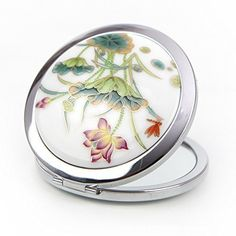 Portable Double Side Make-up Mirror / Pocket Mirror (Lotu... https://www.amazon.com/dp/B017EC7AV8/ref=cm_sw_r_pi_dp_MT7FxbPTXFDMG