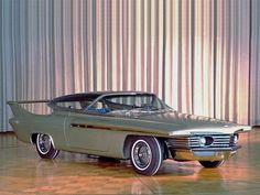 Chrysler Turbo Flite, 1961