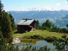 Penken in the Ziller valley, Austria - I really want this as my weekend…