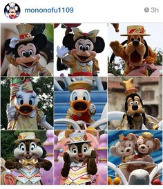 Tokyo Disney friends!!