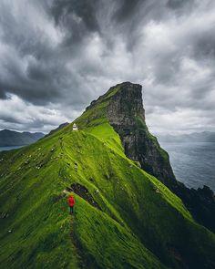 Kalsoy,Faroe Islands