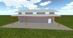 Cool 3D #marketing http://ift.tt/2t5AMCV #barn #workshop #greenhouse #garage #roofing #DIY