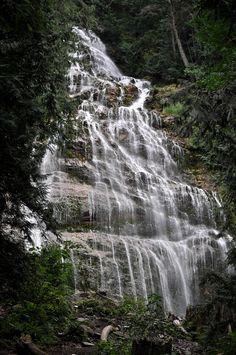 Bridal Veil Falls BC