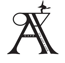 This is a graphic design project I made for my college Typography 2 class. Its a logo for A Cafe. Not A as in the letter, A as in its just a cafe. Cafe Logo, Typography, Lettering, Graphic Design Projects, Logo Design, Logos, Icons, Image, I Love Coffee