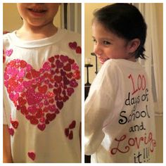 Elizabeth Lauren: 100th Day of School