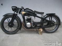 Zündap mc DBK 250  1938 for sale 2