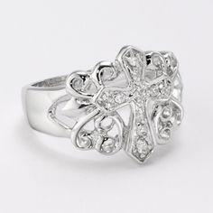 Faithfully Yours Ring