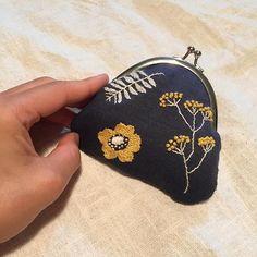 でけた♡ #1か月遅れの母の日プレゼント #刺繍 #yumikohiguchi
